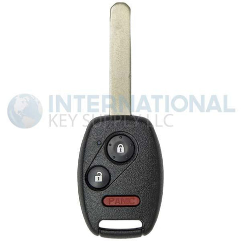 Super Key Honda 3 Button Remote Head Key MLBHLIK-1T 35111-SWA-306