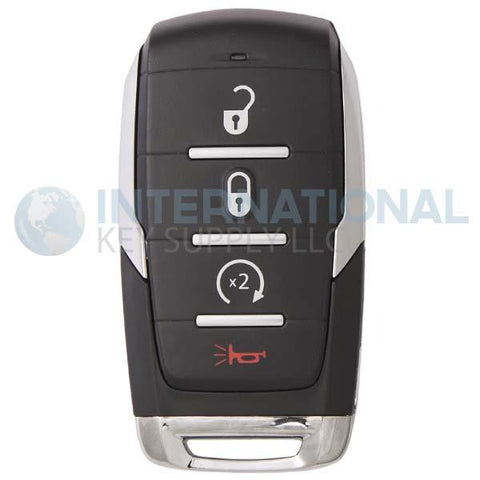 Ram 4 Button Proximity Smart Key For Dodge Ram OHT-4882056 68291689 AD