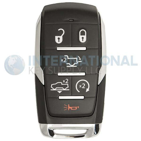 Ram 6 Button Proximity Smart Key For Dodge Ram OHT-4882056 68291692 AD