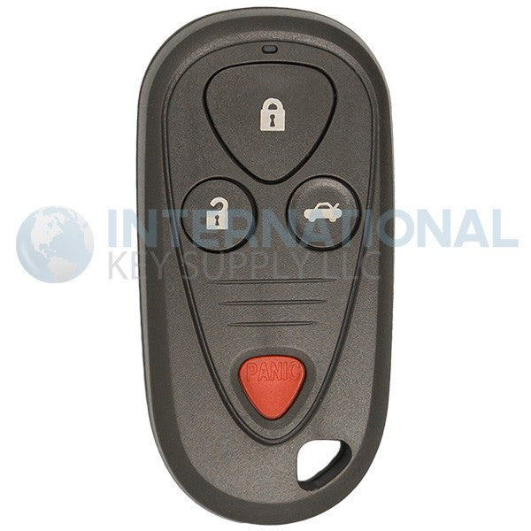 acura 4 button remote oucg8d 387h a 72147 sep a52