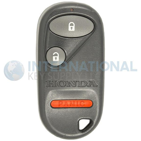 Honda 3 Button Remote OUCG8D-344H-A / 72147-S5T-A01