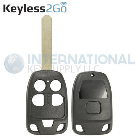 Keyless2Go 5 Button Remote Head Key Shell for Honda Odyssey N5F-A04TAA
