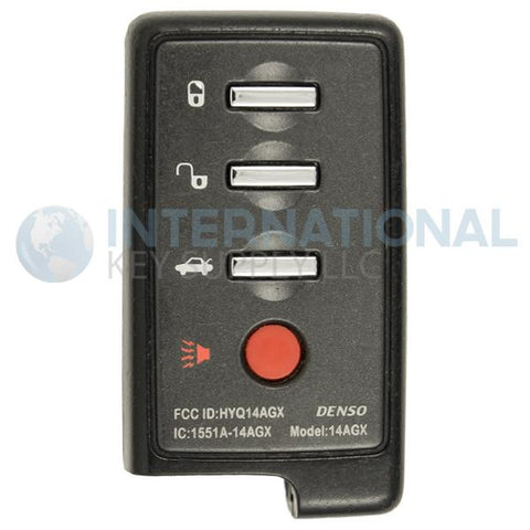 Subaru 4 Button Proximity Remote Smart Key HYQ14AGX / GNE-Board / 88835-AJ00A