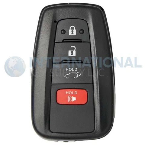 Toyota RAV4 4 Button Smart Key HYQ14FBC / 8990H-0R030 (0351) US Production