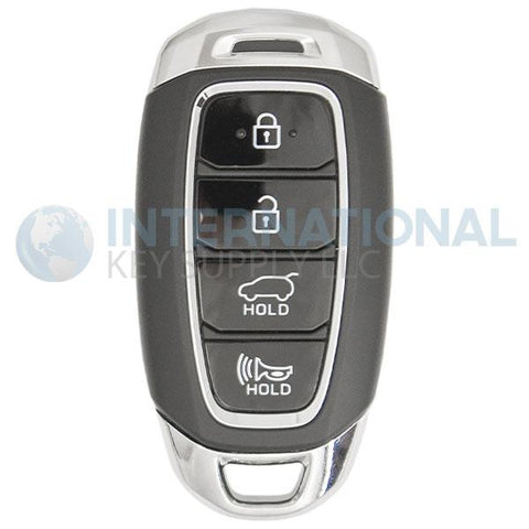 Hyundai 4 Button Proximity Smart Key TQ8-FOB-4F18 95440-J9000