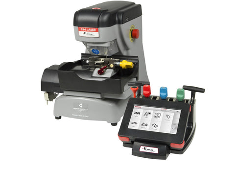 Keyline 994 Laser Key Machine with A & C Jaws