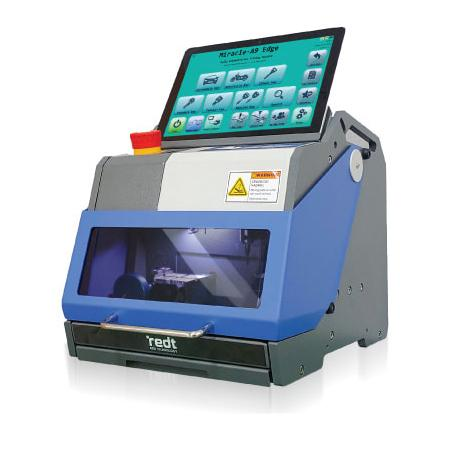 Miracle A9 Edge Auto Laser Key Machine by REDT - International Key Supply