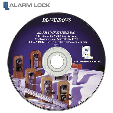 ALPCI2-U PCI With USB Cable & PC Software for Trilogy Digital Locks by Alarm Lock