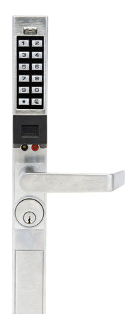 PDL1300NW Narrow Stile Setworx Lock By Alarm Lock