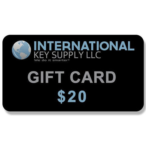 IKS $20 Gift Card