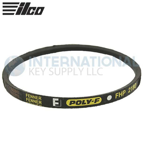 Ilco D946182ZR Belt 10x6 for Speed 040 / 044 / 045 Machine