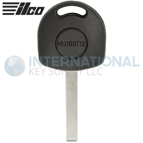 Ilco HU100-P Service Emergency Key - 5 Pack
