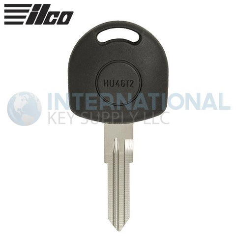 Ilco HU46T2 GM Transponder Key