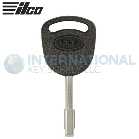 Ilco S30FD-P FO21P Ford Tibbe 6-Cut Mechanical NON-Transponder Key