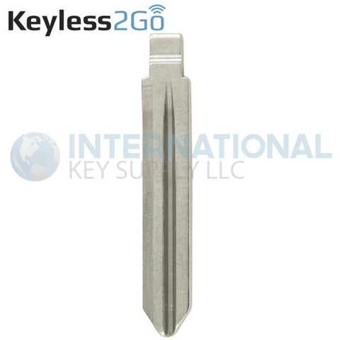 Keyless2Go Replacement Switch Key Blade 81996-1M100 for Kia Soul