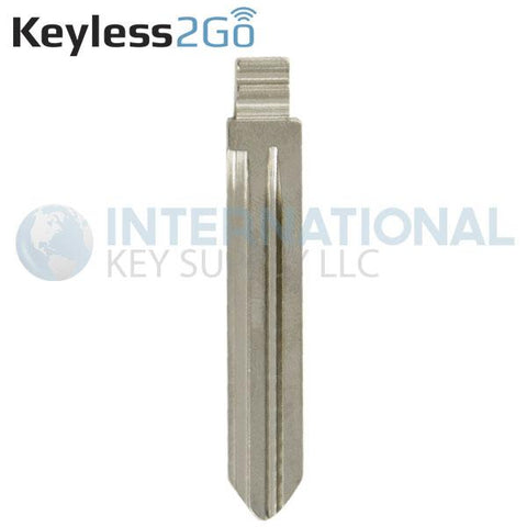 Keyless2Go Replacement Switch Key Blade For Kia Soul 81996-2K000