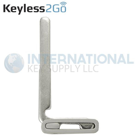 Keyless2Go Insert Blade for Volvo Smart Key KR55WK49226
