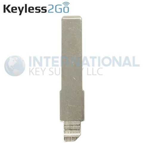 Keyless2Go Switch Blade SIP22 for Fiat Keys