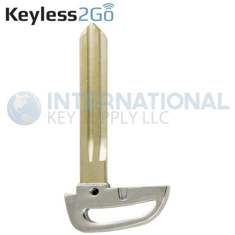 Keyless2Go Insert Key Blade 81996-B4520 for Hyundai Elantra Smart Keys