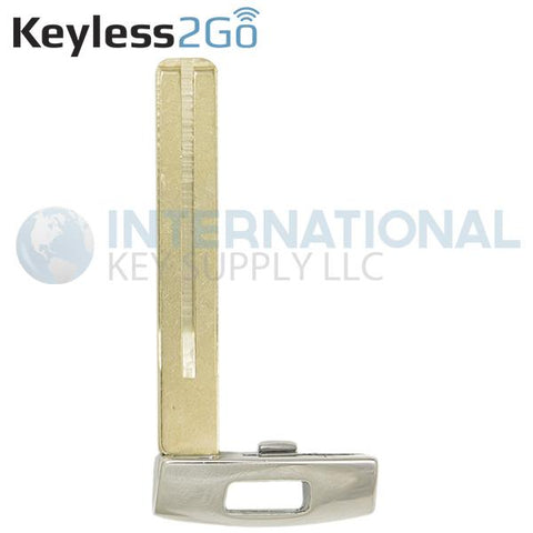 Keyless2Go Insert Key Blade KK10 for Kia Smart Keys