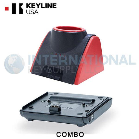 Keyline Combo 884 Mini + Bluetooth and Power Battery Pack Adaptor