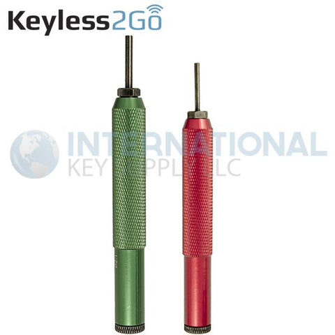 PIN Installing Tool Set for Flip Keys