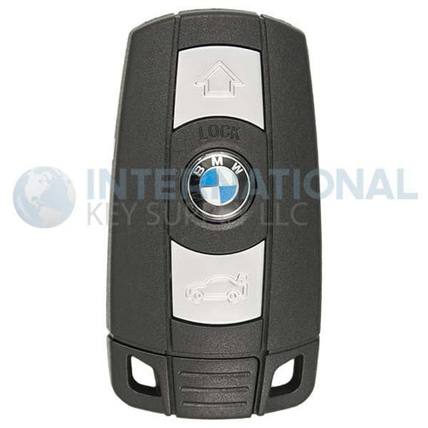BMW 3 Button Smart Key Proximity KR55WK49123 315 Mhz
