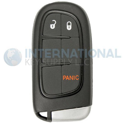 Jeep 3 Button Proximity Remote Smart Key Gen 4 Tombstone GQ4-54T 68105087 AG