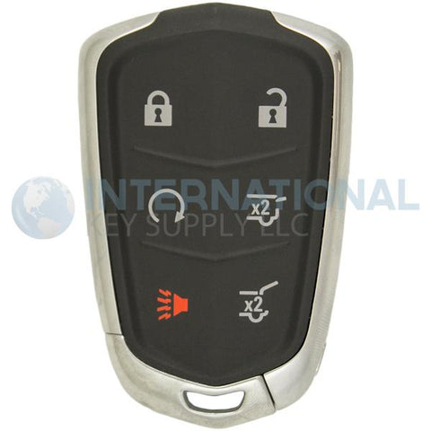 Cadillac 6 Button Proximity Smart Key HYQ2EB 13598512 433 MHz