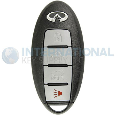 2 Pack Keyless2Go Replacement for New Keyless Entry Remote Car Key for Nissan Sentra Vehicles That Use CWTWB1U816