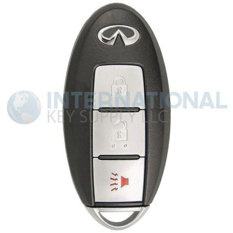 Infiniti 3 Button Proximity Remote Smart Key CWTWBU619 285E3-CL02D