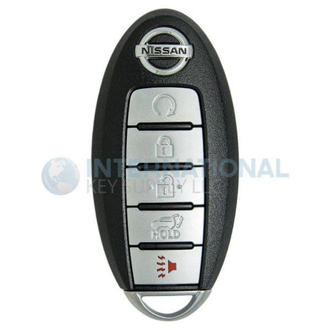 Nissan OEM 5 Button Proximity Remote Smart Key CWTWB1G744 for 2017 Armada