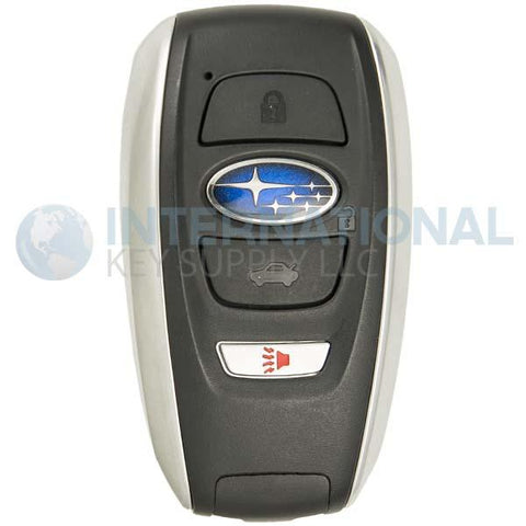 Subaru 4 Button Smart Proximity Key HYQ14AHC | 88835-AL04A