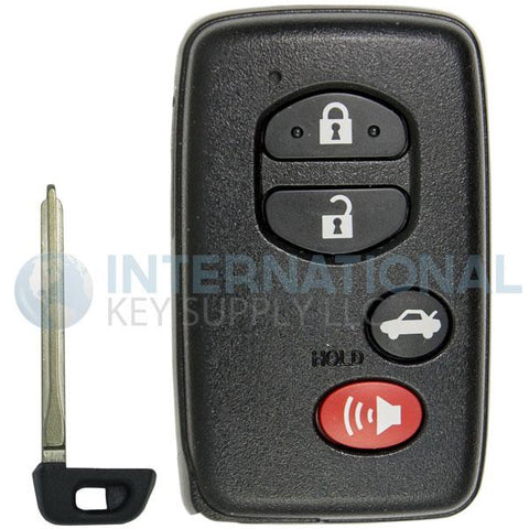 Subaru 4 Button Proximity Remote Smart Key HYQ14ACX / GNE-Board / 88835-CA060