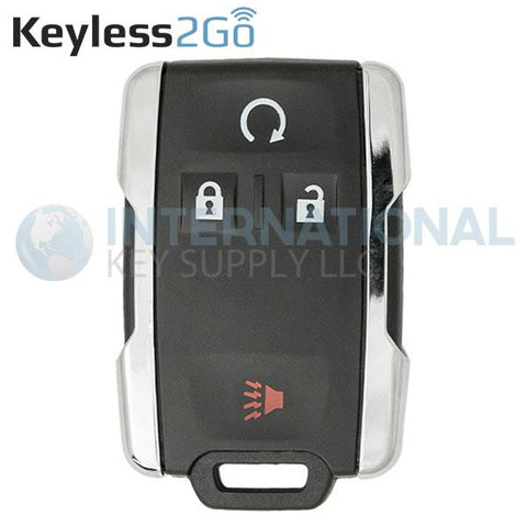 Keyless2Go 4 Button Replacement Remote 315 Mhz for M3N-32337100 13577770
