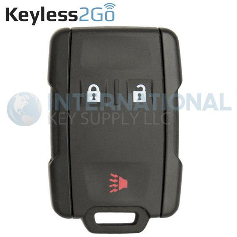 Keyless2Go 3 Button Replacement Remote 315 Mhz for M3N-32337100 13577771