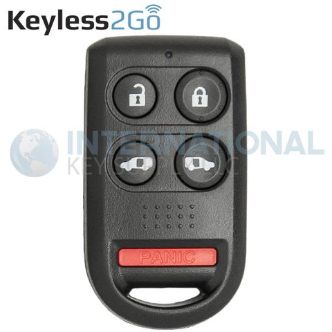 Keyless2Go 5 Button Remote For Honda OUCG8D-399H-A / 72147-SHJ-A21