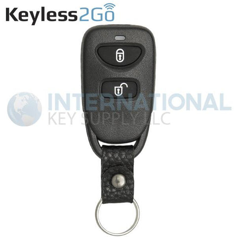 Keyless2Go 3 Button Remote Key Fob For Hyundai OSLOKA-850T 95430-2S201