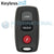 Keyless2Go 3 Button Replacement Remote for Mazda KPU41846 - International Key Supply