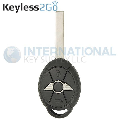 Keyless2Go Remote Key for Mini Cooper LX8F2V