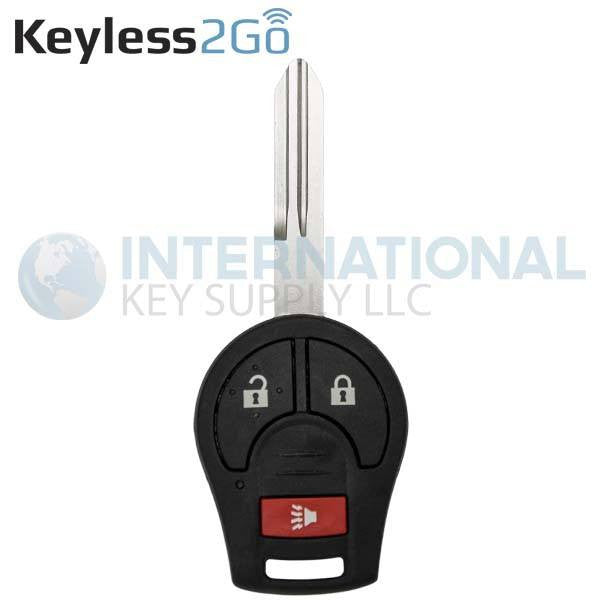 keyless2go nissan rogue cube juke remote key fob cwtwb1u751 h0561 c993. Black Bedroom Furniture Sets. Home Design Ideas