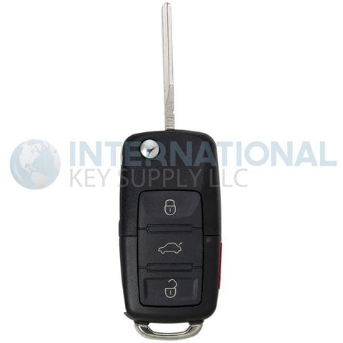 Volkswagen 753AM / 753DC Remote Flip Key
