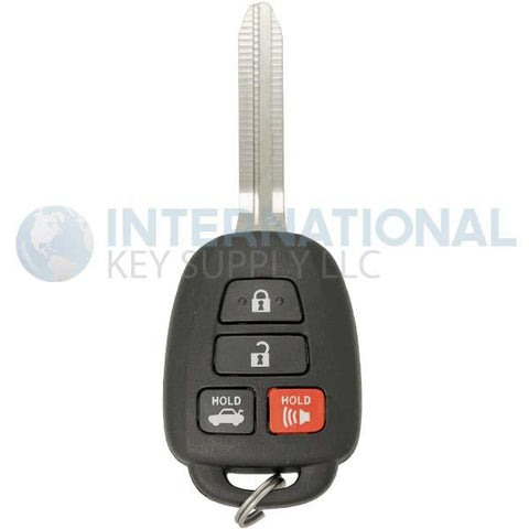 Toyota 86 Remote Head Key HYQ12BEL | SU003-07278 | Special G Chip