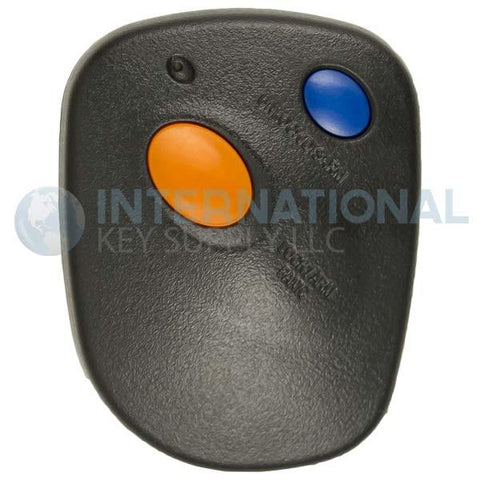 Subaru 2 Button Remote Key Fob A269ZUA111 Red Blue Buttons