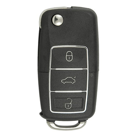 Xhorse VVDI Volkswagen B5 Type Universal Remote Key 3 Buttons - Special