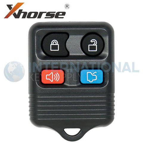 Xhorse VVDI Ford Type Universal Remote 4 Buttons