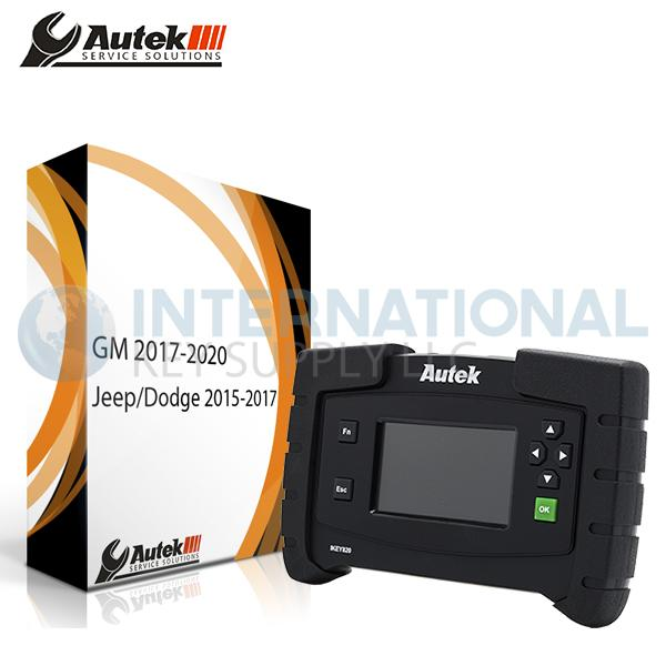 AUTEK IKEY820 Key Programmer and Software Bundle