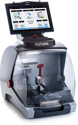 Silca ILCO Futura EDGE Key Cutting Machine for Edge-Cut Keys