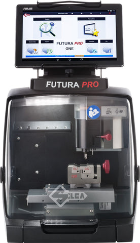 Silca Futura Pro One Key Cutting Machine for Laser & Dimple Keys