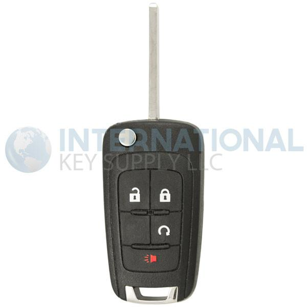 keyless key switches terrain sp products remote remotes car gmc ignition replacement flip integrated keys button